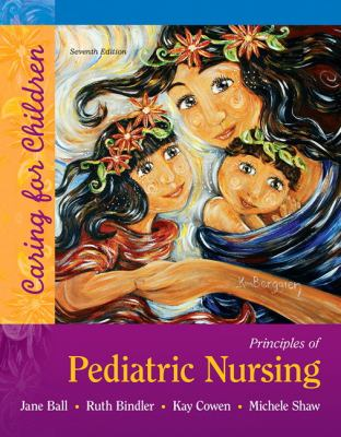 Principles of Pediatric Nursing Cover