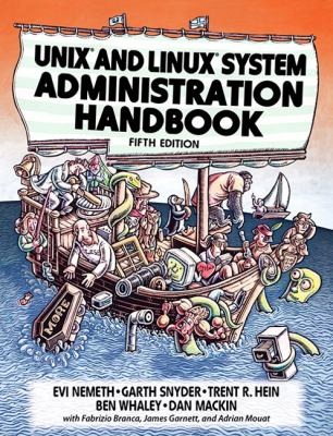 book cover: UNIX and Linux System Administration