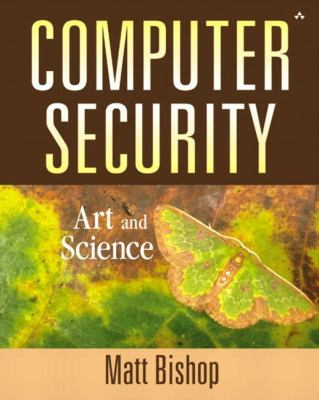 book cover: Computer Security