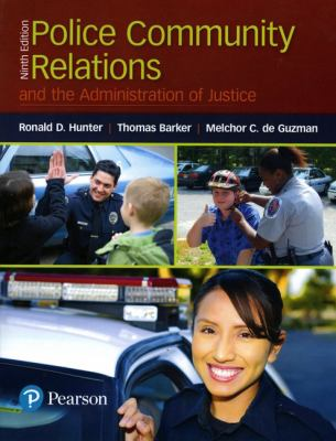 Cover art of Police Community Relations and the Administration of Justice
