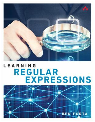 book cover: Learning Regular Expressions