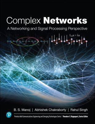book cover: Complex Networks