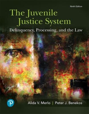 Cover art of Juvenile Justice System
