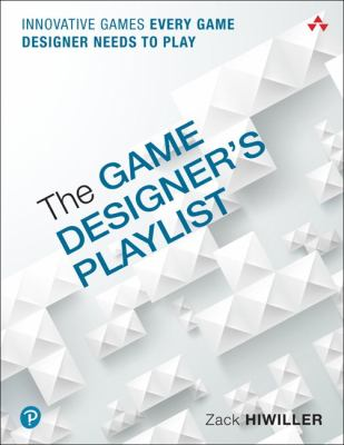 book cover: The Game Designer's Playlist