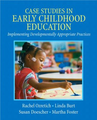 Case Studies in Early Childhood Education Cover Art