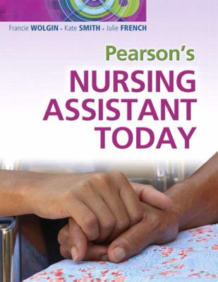 Pearson's Nursing Assistant Today/item front cover