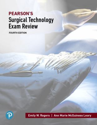 Pearson's Surgical Technology Exam Review