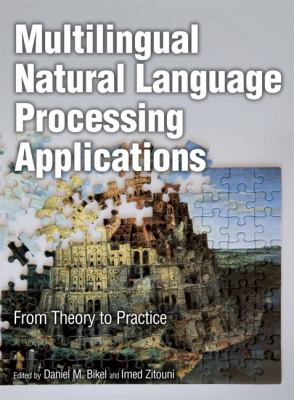 book cover: Multilingual Natural Language Processing Applications