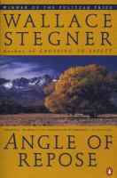 Angle of Repose book cover