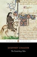 book cover for Canterbury Tales