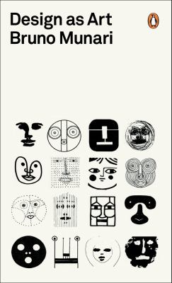 A book cover with a grid of different abstract facial illustrations and masks. The illustrations and title text are black on an ivory background.