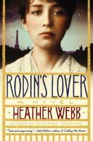 Rodin's Lover book cover