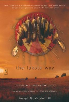 the lakota way book cover