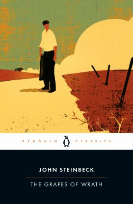 Book Cover-Grapes of Wrath