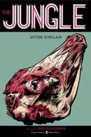 Book cover for The Jungle by Upton Sinclair