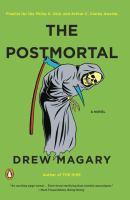 Postmortal book cover