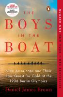 Book cover for Boys in the Boat