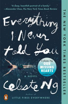 Book Cover of Everything I Never Told You