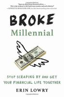 Broke Millennial book cover