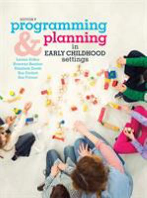 Programming & planning in early childhood settings