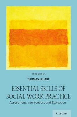 Cover Art for Essential Skills of Social Work Practice