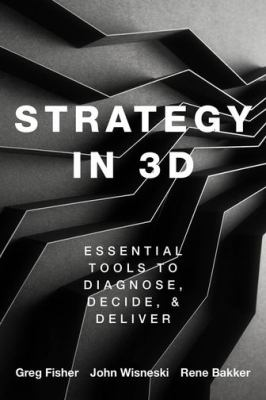 Strategy in 3D book cover