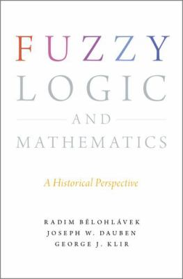 book cover: Fuzzy Logic and Mathematics