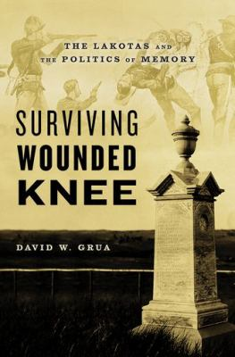 cover art for Surviving Wounded Knee