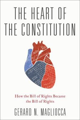 The heart of the Constitution book cover