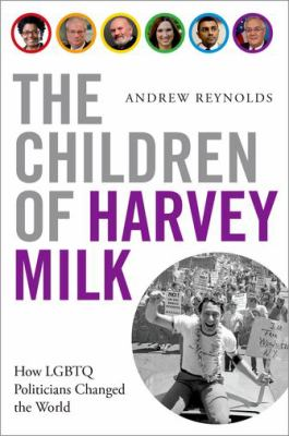 The Children of Harvey Milk Cover Art