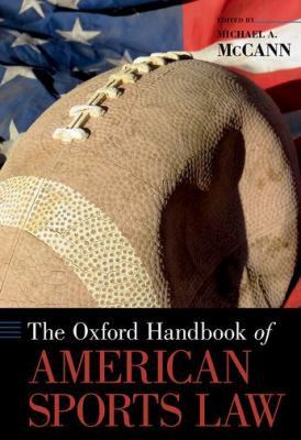 The Oxford Handbook of American Sports Law book cover