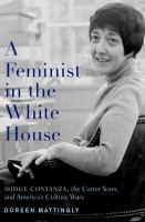 A Feminist in the White House