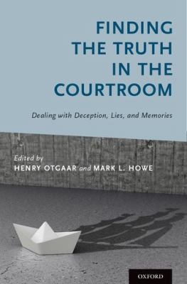 Finding the truth in the courtroom book cover