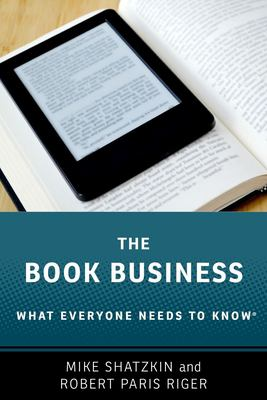 Cover art for Book Business