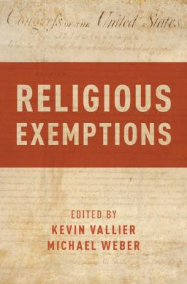 Religious Exemptions Book Cover