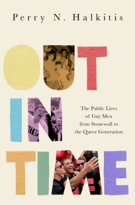 Book cover for Out in time.