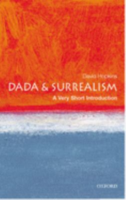 Dada and Surrealism Cover Art