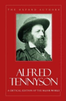 Cover art for Alfred Tennyson