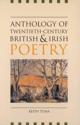 Cover art for Anthology of Twentieth-Century British and Irish Poetry