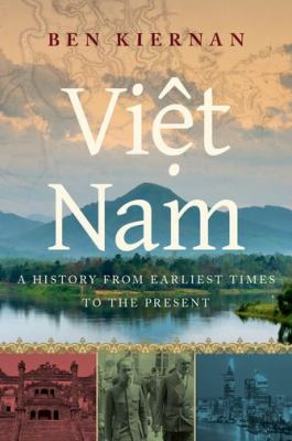 cover art for Vietnam by Kiernan