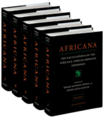 Cover of Africana: The Encyclopedia of the African American and African Experience