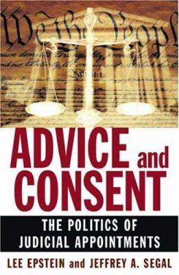 Cover of Advice and Consent
