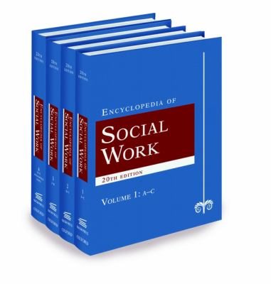 Cover Art of the Encyclopedia of Social Work