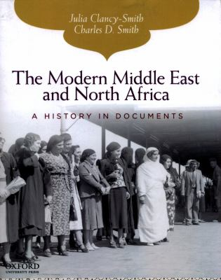 The Modern Middle East and North Africa book cover image
