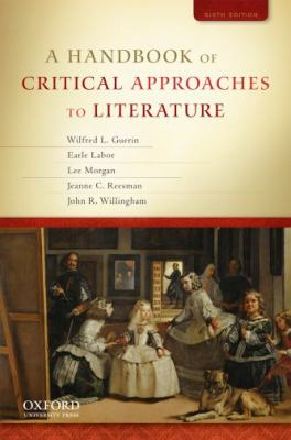 cover of A Handbook of Critical Approaches to Literature. 6th ed.