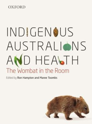 Book cover: Indigenous Australians and Health