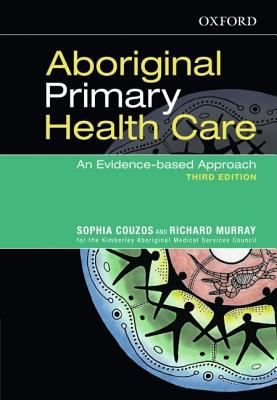 Book cover: Aboriginal primary health care