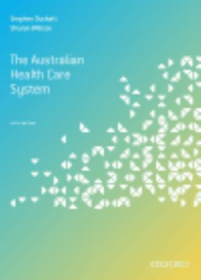 Book cover: The Australian Health Care System