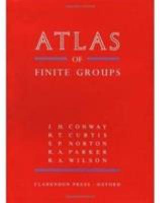 Atlas of Finite Groups