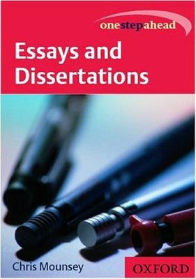 Book cover image for essays and dissertations